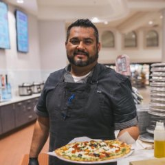 Miguel Jaimes Executive Chef